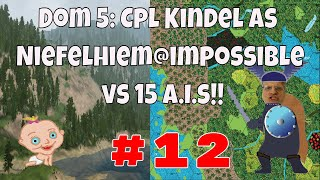 Dominions 5 Warriors of the Faith, Cpl. Kindel gameplay episode #12 Dom 5 is a turn based 4x wargame