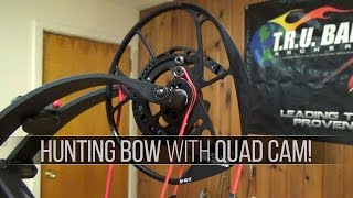 hunting bow review pse evolve 2017