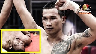 Kun Khmer Vs Muay Laos, Vong Noy Vs Thai Oulan, 29/June/2018, BayonTV Boxing