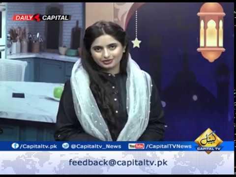 How do Pak-Army Soldiers at borders observe Ramadan?   Rehmat E Ramadan Transmission   Capital TV