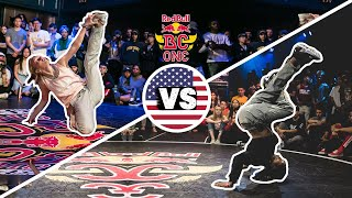 Red Bull BC One Cypher Philadelphia 2019 | Final B-Girls: PepC vs. Stacey