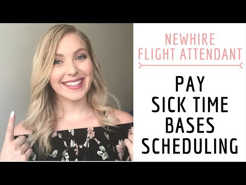 Bases, Sick Time, Pay ||Flight Attendant Advice|| EP 11