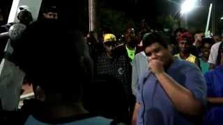 Jhony vs Fajardo - FINAL - 155º Roda de São Gonçalo - Batalha do Tanque | 2015