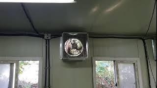 부산 기장군 정관농공산업단지 공장 환풍기 커버 설치공사