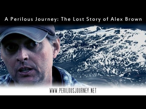 Random Movie Pick - TRAILER - A Perilous Journey: the Lost Story of Alex Brown YouTube Trailer