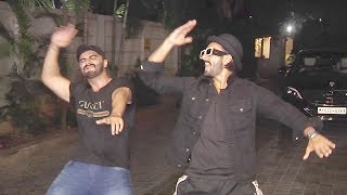 Watch Ranveer Singh's AMAZING ENTRY Dancing On Gunday Song With Arjun Kapoor While Promoting IMW