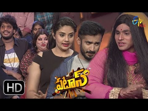 Patas | 12th January 2018 | Indraneel and his wife Meghana | Full Episode 660 | ETV Plus
