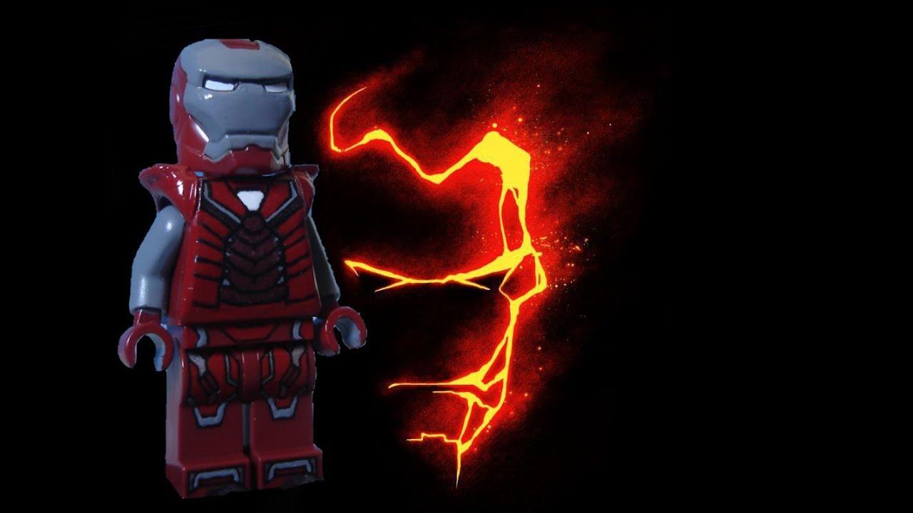lego iron man mark 28 - photo #29
