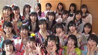 2018.01.02 NPP2018 裏側潜入レポート アイドルカレッジ [NewYear Premi...