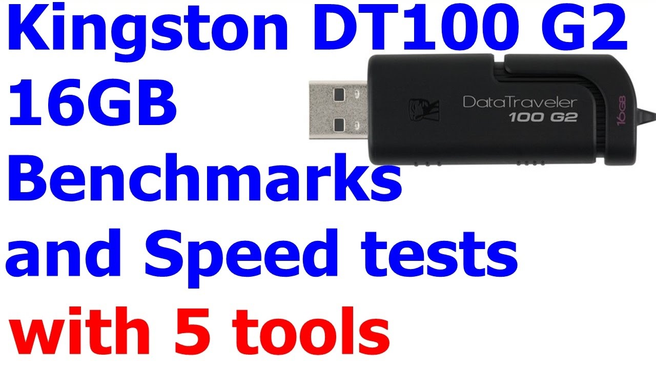 DRIVER UPDATE: KINGSTON DT100 G2 USB