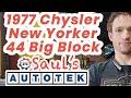 Chrysler Repair Update New Yorker