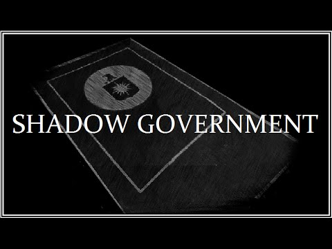 Shadow Government - CFR OSS League of Nations