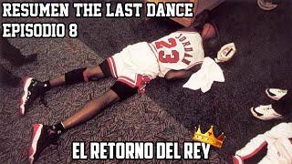 THE LAST DANCE: La serie de Jordan y Chicago Bulls (Resumen y Reseña) - Episodio 8