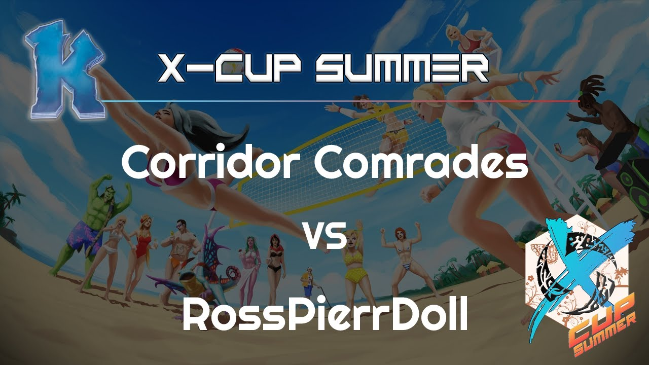 CComrades vs. RPD - XCup Summer Q2 - Heroes of the Storm Tournament