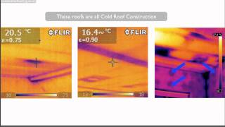 In Depth Comparison  New Flat Roofs Warm & Cold