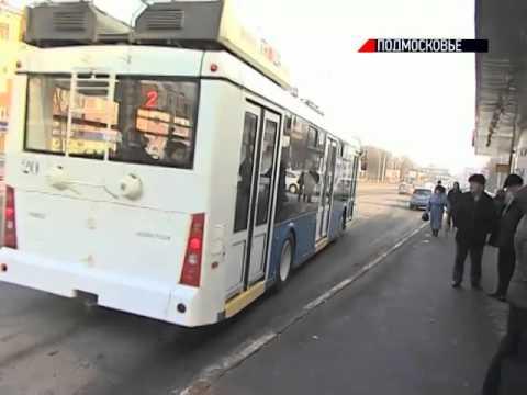 Автобусы в Химках будут бесплатными