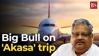 The 'Akasa' trip: Will Jhunjhunwala succeed in turbulent aviation space?