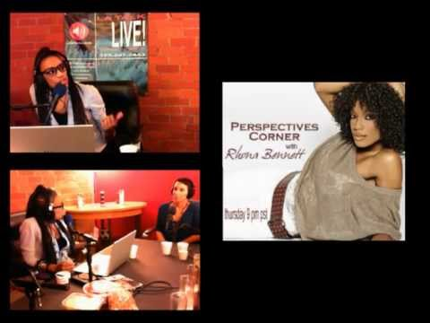 Perspectives Corner w/ Rhona Bennett on LATalkLive!