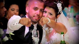 فراس سعد زفاف فوزي و جيسكا سعد استقبال عرسان NISSIM KING 2014