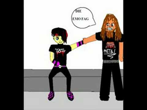 metal vs emo The emo and goth movements are both based in the punk rock movement of  post punk, glam rock, metal, rock, etc: emotional  emo vs goth diffen.