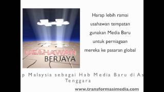 Program Personal Coaching New Media akan menjadi kan anda sebagai PAKAR MEDIA BARU