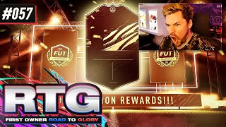 FUT CHAMPS REWARDS! - FIFA 21 First Owner Road To Glory! #57