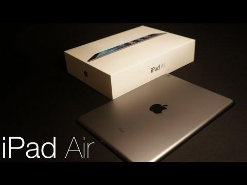 iPad Air - Prise en main