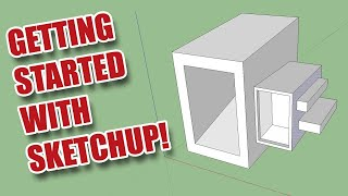 Getting started with SKETCHUP!