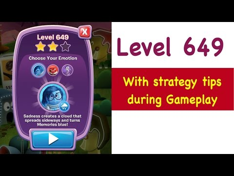 Repeat Inside Out Thought Bubbles - Level 649 - Tips and