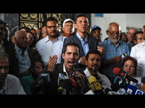 Venezuela Update: Guaidó Returns, US Continues Threats