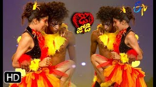 Sukumar and Greeshma Performance | Dhee Jodi | 26th June 2019   | ETV Telugu