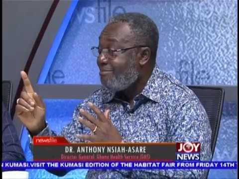 Drone saga: Ghana Health Service boss berates Minority