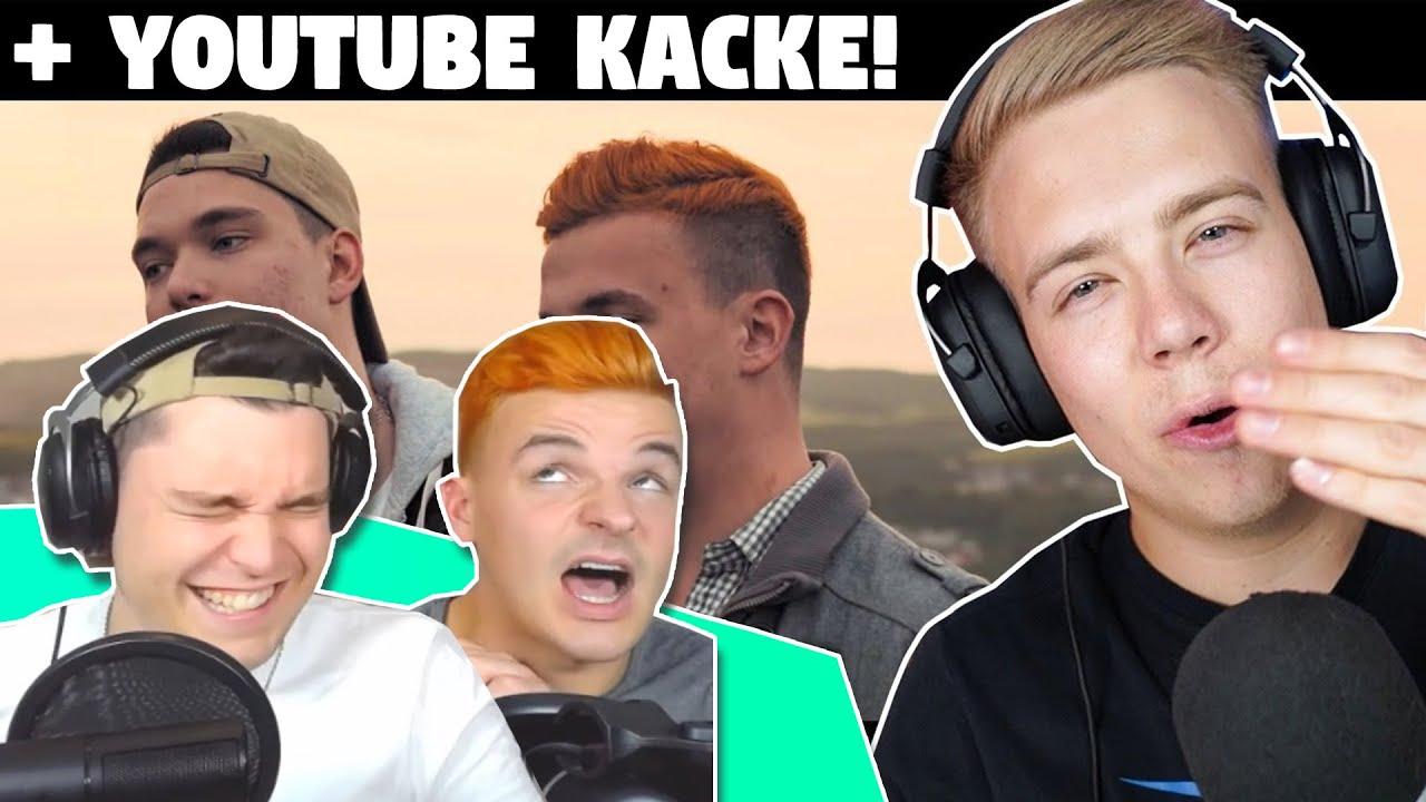 Reaktion auf @AviveHD's Reaktion auf Gewitter im Kopf Song + Youtube KACKE!!