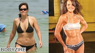 Best Body Transformation Motivation From Fat To Fit Muscular Before And After