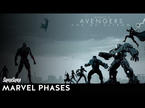 Marvel Phase Two | Explained in Hindi | Marvel Timeline Explained