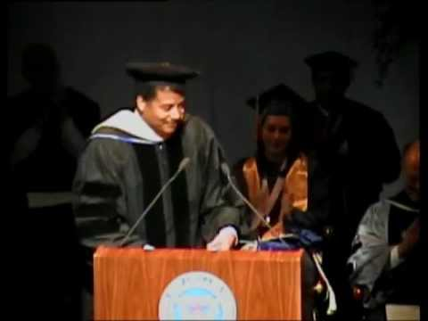 Dr. Neil deGrasse Tyson's Commencement Address at Western New England University