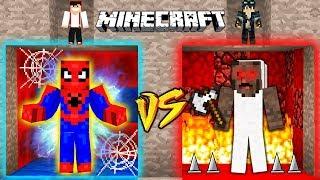 PRZEJŚCIE SPIDER-MAN VS GRANNY W MINECRAFT?!