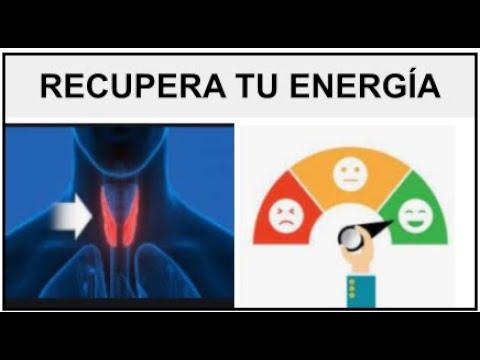 RECUPERA TU ENERGIA