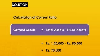 Current Ratio - Current Assets - Current Liabilities - Learn Accounting Online