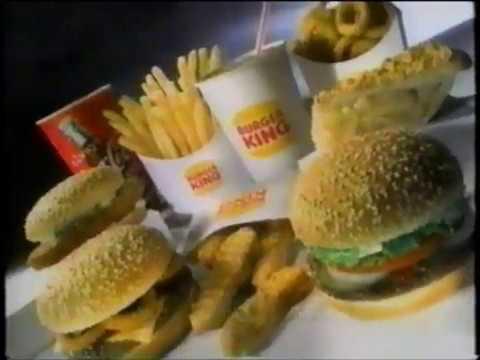 Burger King Cheese Onion Melt