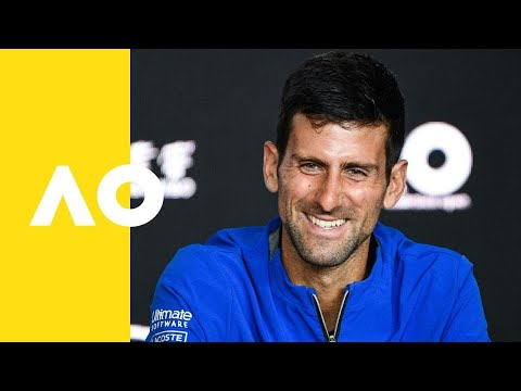 Novak Djokovic press conference (Final) | Australian Open 2019 Mp3