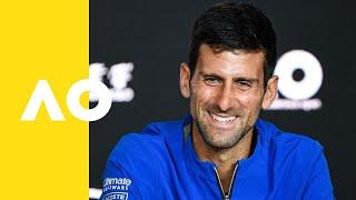Novak Djokovic press conference (Final) | Australian Open 2019