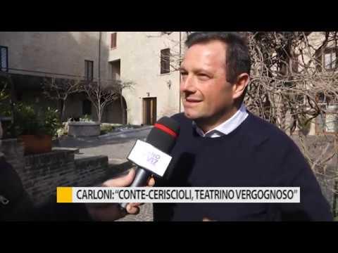 Coronavirus Marche, Carloni: