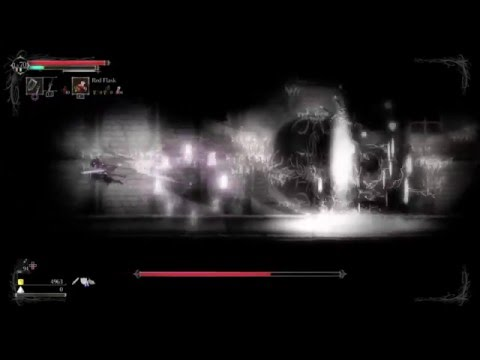 Salt and Sanctuary - Final boss sword-whip kill