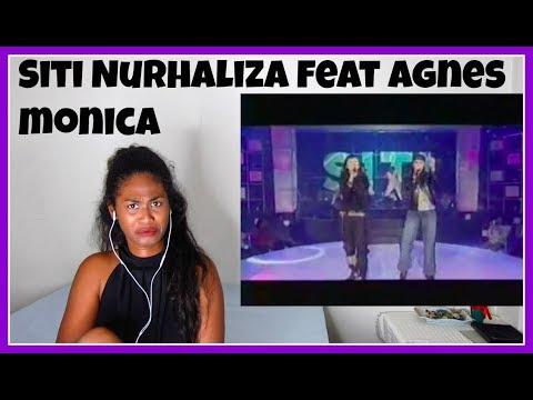 Siti Nurhaliza feat Agnes monica - Overprotected | Reaction