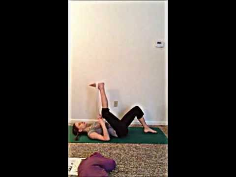 restorative yoga 4 beginners  youtube