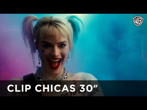 "AVES DE PRESA - Chicas 30"" Doblado - Warner Bros Pictures Latinoamérica"