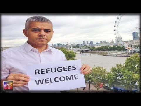 """London Mayor Attacks Trump – Says Claim that Migrants to Blame for Crime """"Preposterous"""""""