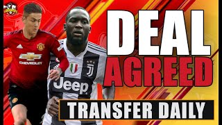 Manchester United & Juventus agree swap deal for Dybala & Lukaku! Man United Transfer News