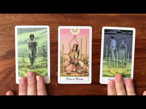 Daily Tarot Reading for 26 March 2017 |...